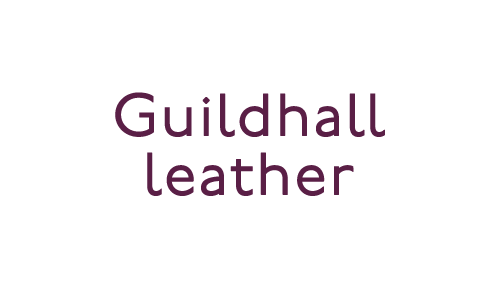 Guildhall Leather Logo